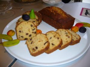 ヒロ子先生のフルーツケーキ