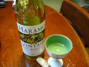 原茂ワイン甲州樽熟成辛口2004
